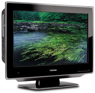 26LV610U - 26` High-definition LCD TV w/ built-in DVD Player (Hi-Gloss Black)