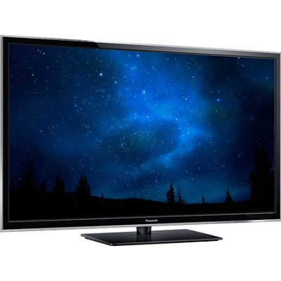 TC-P55ST60 55 Inch Plasma TV 3D HD 1080P  WL 3HDMI 2USB SD PC