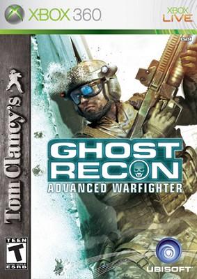 Ghost Recon: Advanced Warfighter For Xbox 360