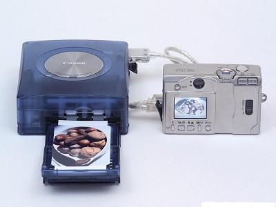 CP-10 CreditCard Sized Photo Printer