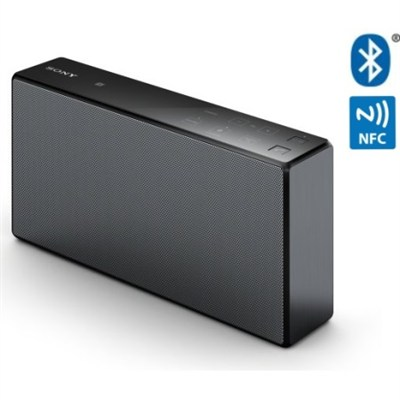SRSX5 Portable NFC Bluetooth Wireless Speaker System - Black