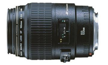 EF 100mm F/2.8 Macro Lens, With Canon 1-Year USA Warranty
