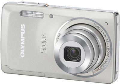 Stylus 5010 14MP 2.7` LCD Digital Camera (Titanium)
