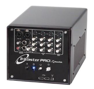 TriCaster PRO Spring stream bundle