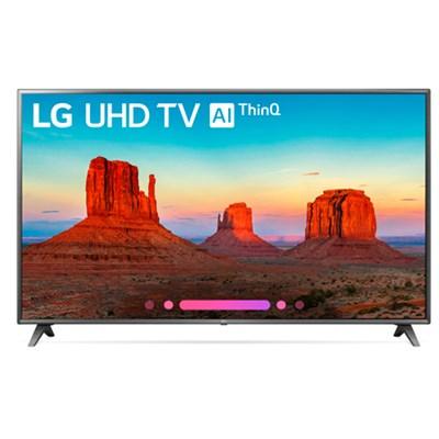 86UK6570PUB 86` Class 4K HDR Smart LED AI UHD TV w/ThinQ (2018 Model)