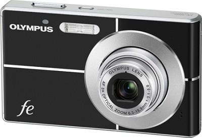 FE-3000 10MP 2.7` LCD Digital Camera (Black)