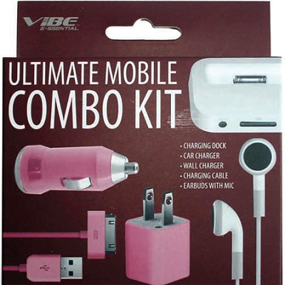 Ultimate Mobile Combo Kit - Pink