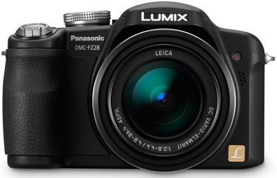 Lumix DMC-FZ28K 10MP Digital Camera w/ 18x Optical Zoom (Black)
