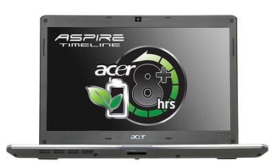 Aspire Timeline AS4810TZ-4474 14-inch Notebook