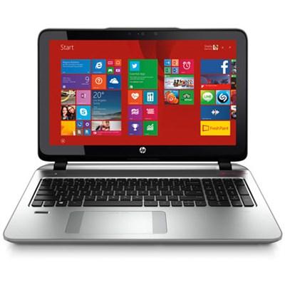 Envy 15.6` 15-v010nr Win 8 Notebook PC - Intel Core i5-5200U - OPEN BOX