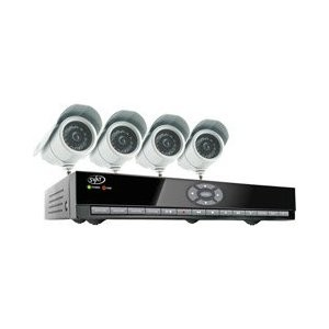 CV301-8CH-002 Web Ready 8 Channel H.264 500GB HDD DVR Security System