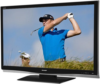 LC-46D64U - AQUOS 46` High-definition 1080p LCD TV
