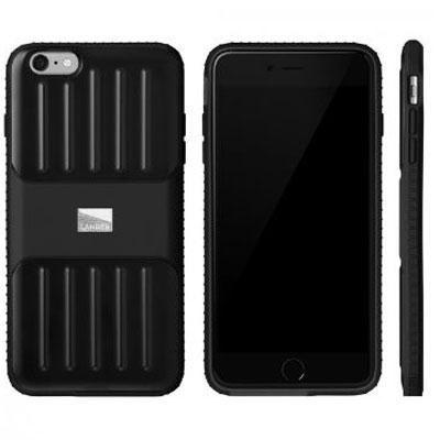 Powell iPhone 6 Plus 6S Case in Black - 4C1B0-API6P-8B0