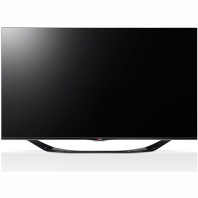 55` 1080p 3D Smart TV 120Hz Dual Core 3D LED HDTV CINEMA SCREEN DESIGN OPEN BOX