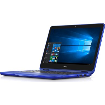 i3169-0010BLU 11.6` HD Intel M3-6Y30 4GB 2-in-1 Laptop - OPEN BOX