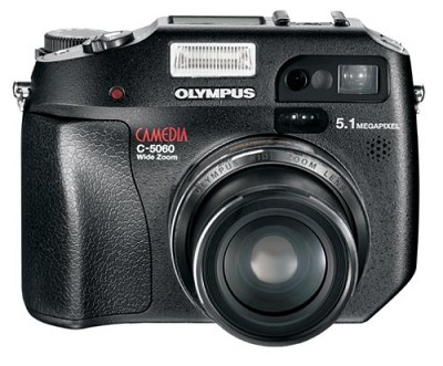 C-5060 REFURBISHED DIGITAL CAMERA  - REFURBISHED/OPEN BOX