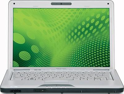 Satellite U505-S2005WH 13.3 inch Notebook PC