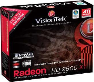 RADEON QUAD HD2600XT PCIE 1GB HD2600XT 4PORT DVI GEMINI