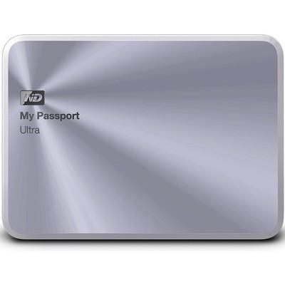 My Passport Ultra Metal Edition 1TB Silver - WDBTYH0010BSL-NESN