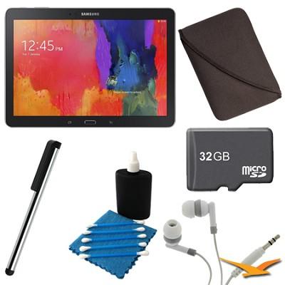 Galaxy Tab Pro 10.1 Tablet - Black Ultimate Bundle