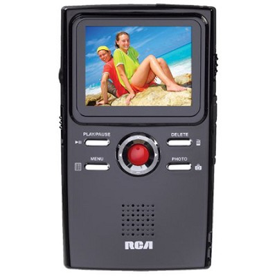 EZ2000 Handheld HD Camcorder with 2.0` LCD Display