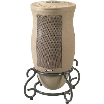 6435 Designer Series Ceramic Oscillating Heater with Remote Control