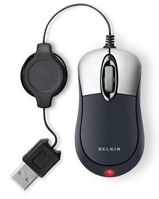 Retractable Mouse