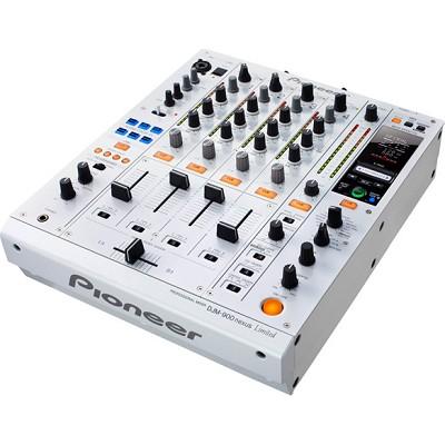 DJM-900Nexus Limited Edition 4-Channel Professional DJ Mixer - White