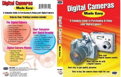 Digital Cameras Made Easy - DVD Tutorial