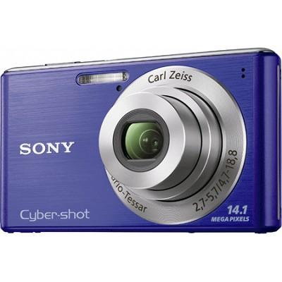 Cyber-shot DSC-W530 Blue Digital Camera