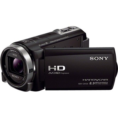HDR-CX430V 32GB Full HD Flash Memory Camcorder