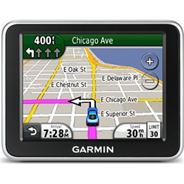 nuvi 2250 Pre-Loaded North America Ultra-thin Automotive GPS