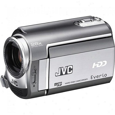 EVERIO G SERIES GZ-MG230 HDD HARD DISK CAMCORDER 28X OPTICAL ZOOM Refurbished