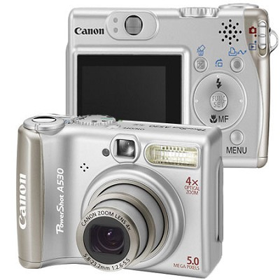 PowerShot A530 Digital Camera