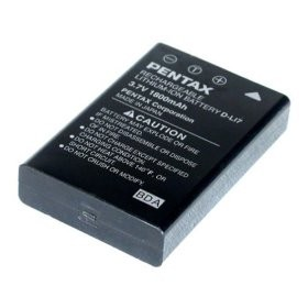 Rechargeable Lithium-ion Battery DL17 (OPTIO  550/450/555/MX)