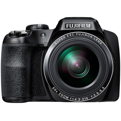 FinePix S9900W 50X Optical Zoom Digital Camera with 3.0` LCD (Black)