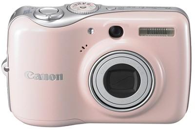 Powershot E1 IS Digital Camera (Pink)
