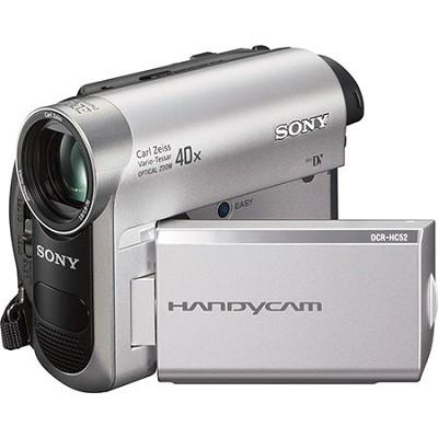 Handycam DCR-HC52 Mini DV Digital Camcorder - REFURBISHED