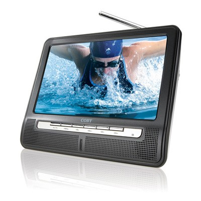 TF-TV705  7` PORTABLE WIDESCREEN TFT LCD TV with NTSC TUNER
