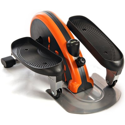 InMotion Elliptical Trainer, Orange (55-1603)
