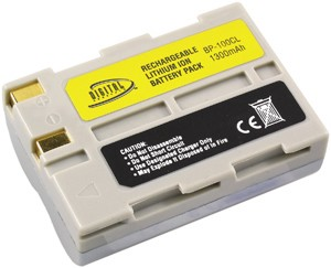 EN-EL3 1900mAh Lithium Battery for Nikon D50 / D70S / D100  (BP-100CL)