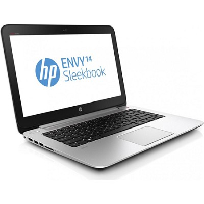 ENVY 14-k010us 14.0` HD LED Sleekbook PC -Intel Core i5-4200U Processor OPEN BOX