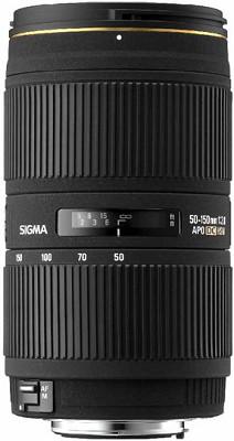 50-150mm f/2.8 APO EX DC HSM Telephoto Lens for Nikon AF