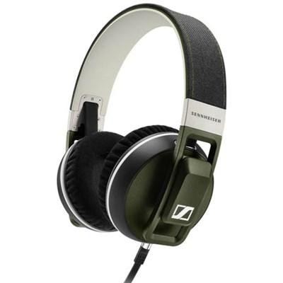 URBANITE XL Over-Ear Headphones for iOS - Olive
