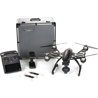 Typhoon Q500 4K Quadcopter Drone UHD Includes Aluminum Case and Second Battery