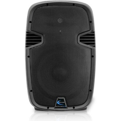 PW1258UBT - ABS molded 12'' Two-Way Active Loudspeaker Bluetooth USB/SD Inputs