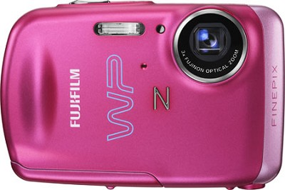 FINEPIX Z33WP 10 MP Digital Camera (Pink) - REFURBISHED