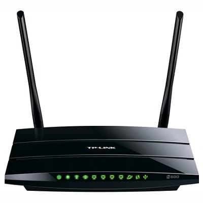 N600 Wireless Dual Band Router - TL-WDR3500