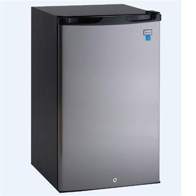 Counterhigh Refrigerator, 4.4 cubic feet (Black/Stainless Steel) - AR4456SS