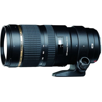 SP 70-200mm F/2.8 DI VC USD Telephoto Zoom Lens For Nikon - Refurbished